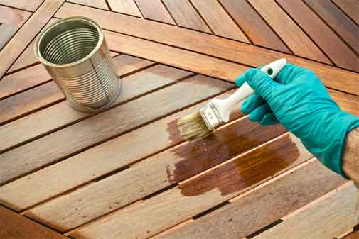What are The Main Reasons for Lightening Wood Stain