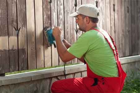 When to hire a professional for stripping paint from wood
