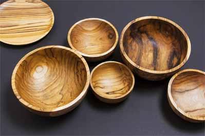 Wooden Bowl Making Process
