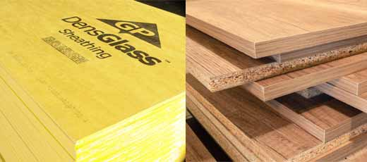 Densglass sheathing vs Plywood What's the Best Choice for You