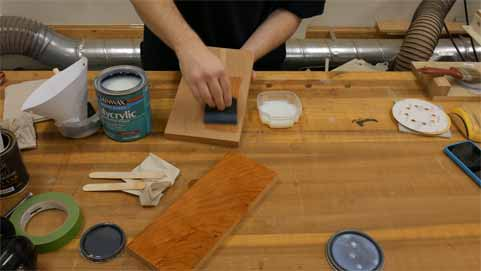 How to Get Smooth Water Based Polyurethane Finish