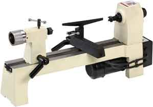 What is a midi wood lathe