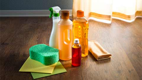 Use a Citrus Oil Cleaner
