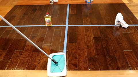 Use a Floor Cleaner