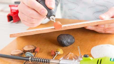 How Do Flex Shaft Rotary Tools Work