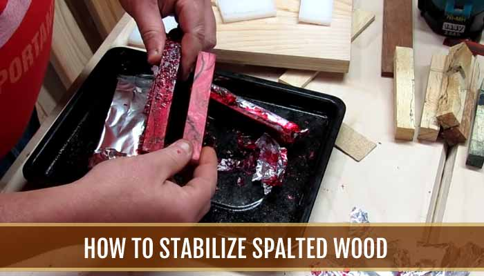 How To Stabilize Spalted Wood