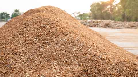 How to Store Sawdust