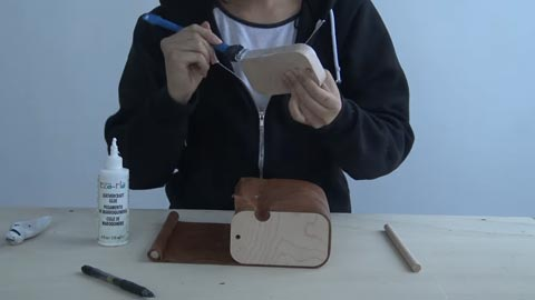 Safety Considerations When Gluing Leather to Wood