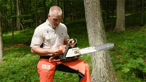 These Are the Benefits of Adjusting Chainsaw Carburetor