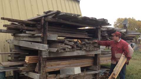 What Things Should You Consider When Storing Lumber Outdoors