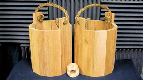 What is a Wooden Bucket