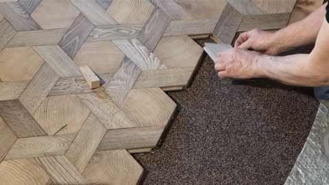 The Problem with End Grain Hardwood Flooring